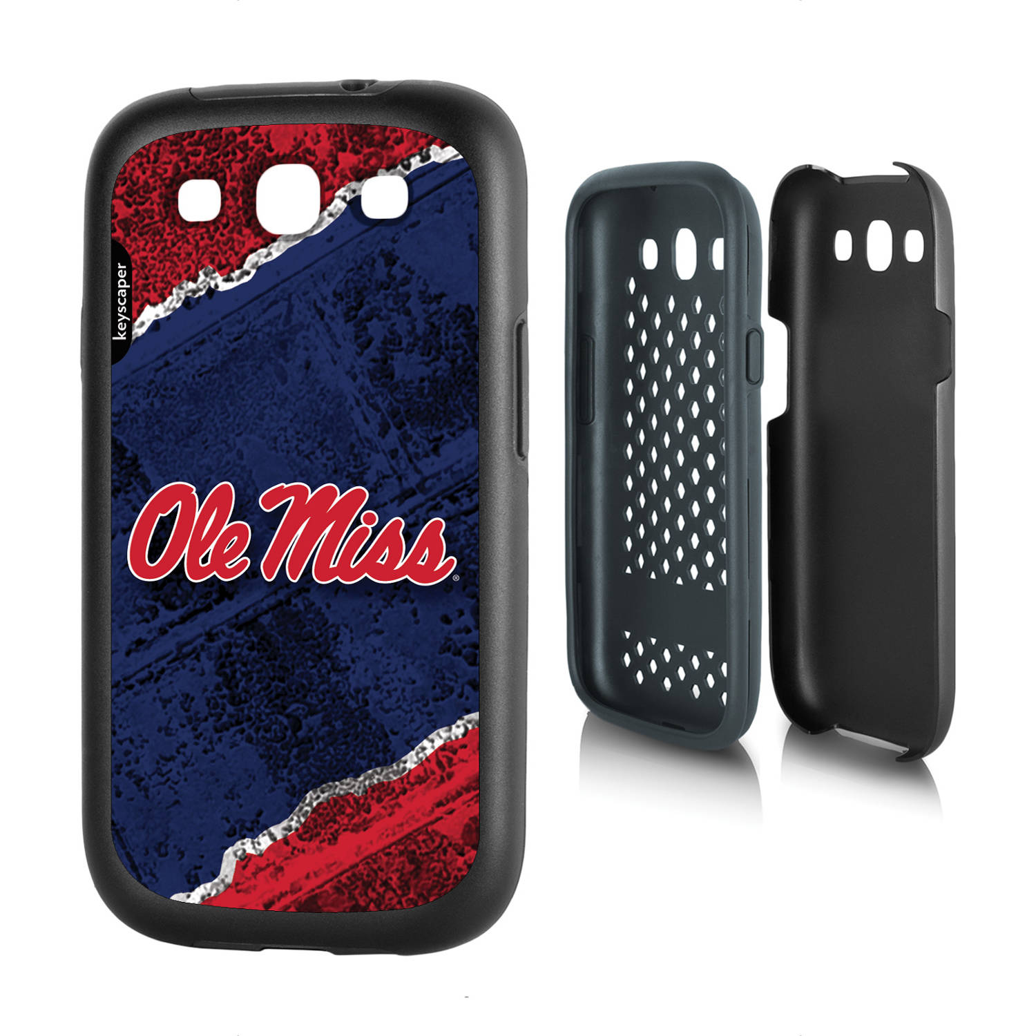 Mississippi Ole Miss Rebels Galaxy S3 Rugged Case