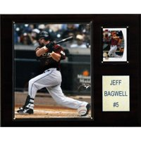 C&I Collectables MLB 12x15 Jeff Bagwell Houston Astros Player Plaque