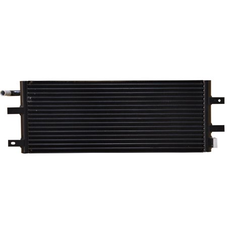 Fusion Ice - NEW INVERTER COOLER  ALUMINUM FITS 2010-2012 FORD FUSION RAD13316