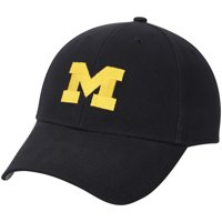 89c33d79885 Product Image Men s Navy Michigan Wolverines Team Logo Basic Adjustable Hat  - OSFA