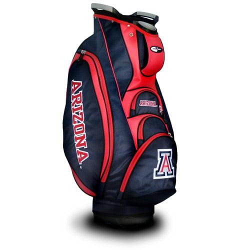 Click here to buy Team Golf NCAA Arizona Victory Golf Cart Bag by Team Golf.