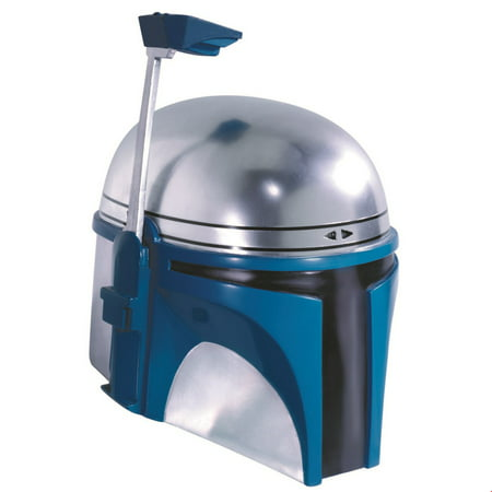 Star Wars Adult Dlx Jango Fett Helmet Halloween Costume - Halloween Makeup Stars