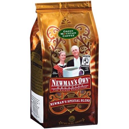 Newmans Own Organics Newmans Special Blend Ground Coffee  10 Oz