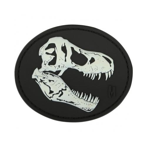 Maxpedition T Rex Skull Morale Patch,Glow