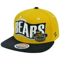 dc0946239cb Product Image NCAA Colorado State Rams Zephyr Flat Bill Adjustable Snapback  Rally Hat Cap