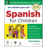 Spanish for Children with Three Audio Cds, Third Edition (Other)