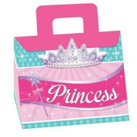 1PK Princess Party Purse Shaped Treat Boxes ,Party Supplies & Decorations