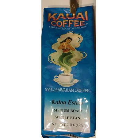Kauai Coffee Co. Single Origin Dark Roast Whole Bean Coffee 7 (Best Way To Store Whole Coffee Beans)