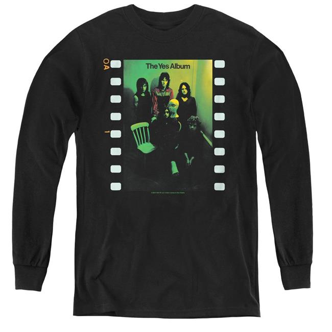 Yes The Album T-Shirt