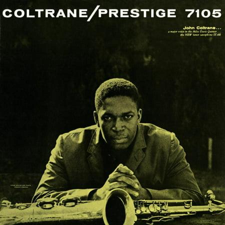 Prestige Arc - John Coltrane - Prestige 7105 Print Wall Art