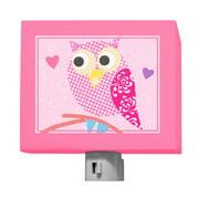Oopsy Daisy Mod Owl Night Light