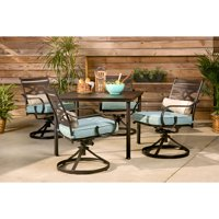 Hanover Montclair 5-Piece Patio Dining Set