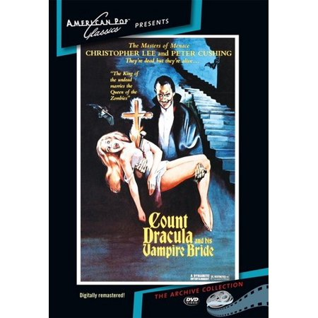 Count Dracula And His Vampire Bride (DVD)](Count Dracula Elmo)