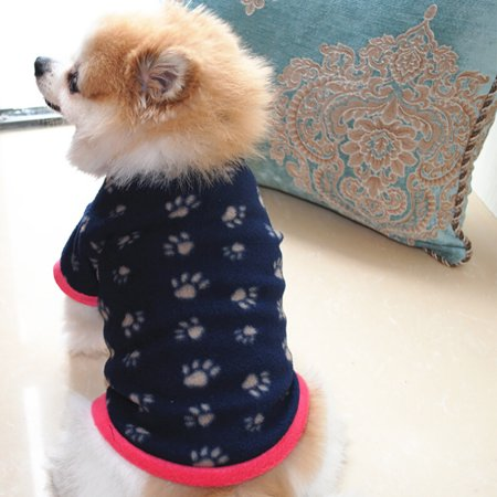 Fashion Pet Dog Cat Villus Warm Clothes Puppy Doggy Apparel - Dobby Dog Costume