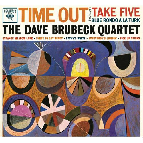 Time Out (50th Anniversary Legacy Edition) (2 CDs and 1 DVD)