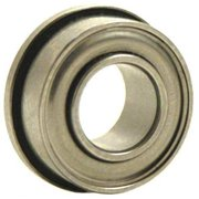 EZO SFRW133ZZA3MC3SRL Ball Bearing,0.0937in Dia,11 lb,Flanged