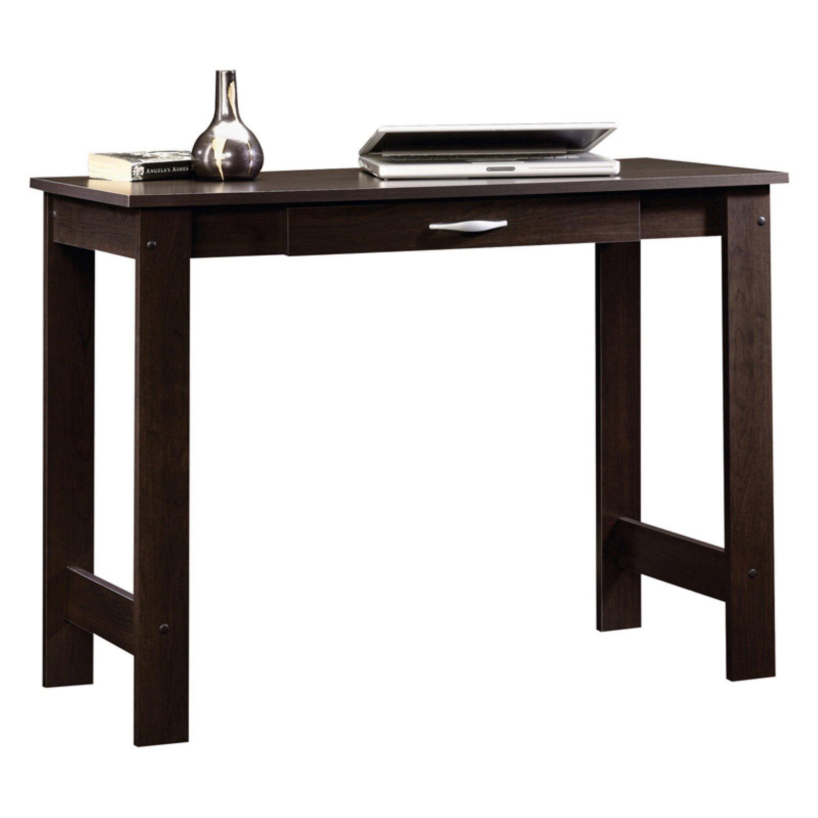 Sauder Beginnings Writing Table - Cinnamon Cherry - 39.2 in.