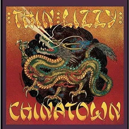 Chinatown (Vinyl) Thin Lizzy - Chinatown [Vinyl] 60075354254 Music