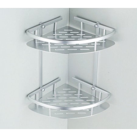 Estink Bathroom corner shelf ,Bathroom Corner bath Rack Storage ...