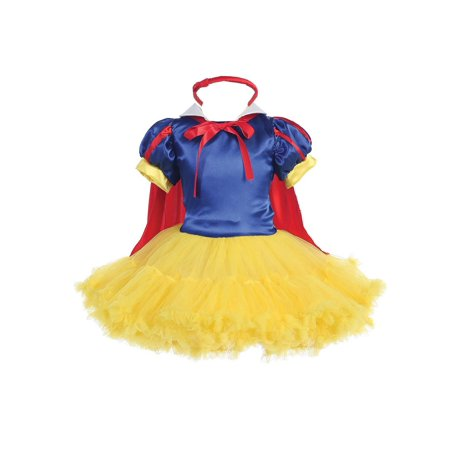 Bijan Kids Girls Blue Yellow Princess Style Halloween Tutu Dress - Carters Halloween Dress