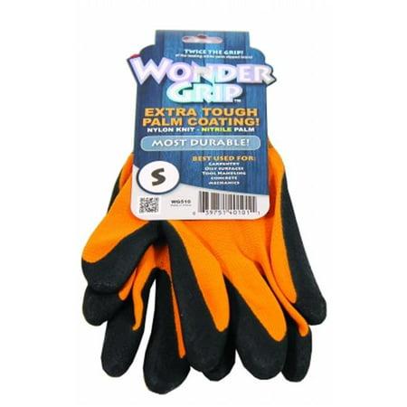 Lfs Glove Wonder Grip Extra Tough Garden Gloves Small Sienna Wg510s