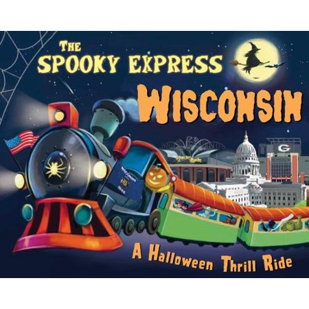 Spooky Express Wisconsin, The - Halloween Express Wisconsin