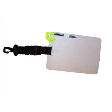 Divers Slate (Storm Slate and Pencil with Quick Release Buckle for Scuba)