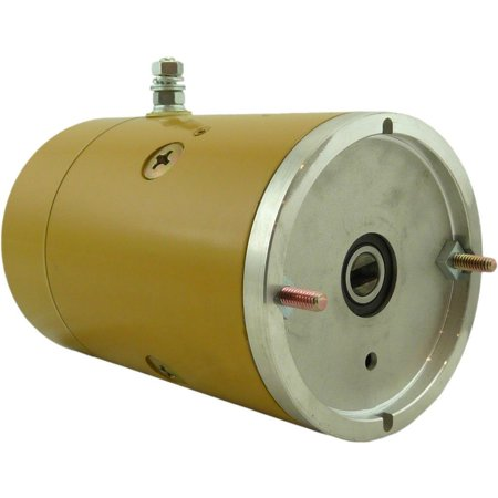 NEW H.D. 12V Meyers Snow Plow Motor fits E57/E60 PUMPS 15689 15753 15727 2869-AB