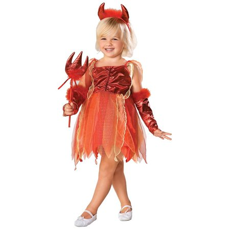 Lil Devil Child Costume - - Devil Kids Costumes