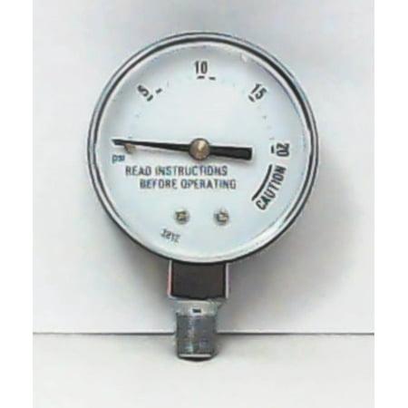 85771, Pressure Cooker Steam Gauge Fits Presto 7-7S Models