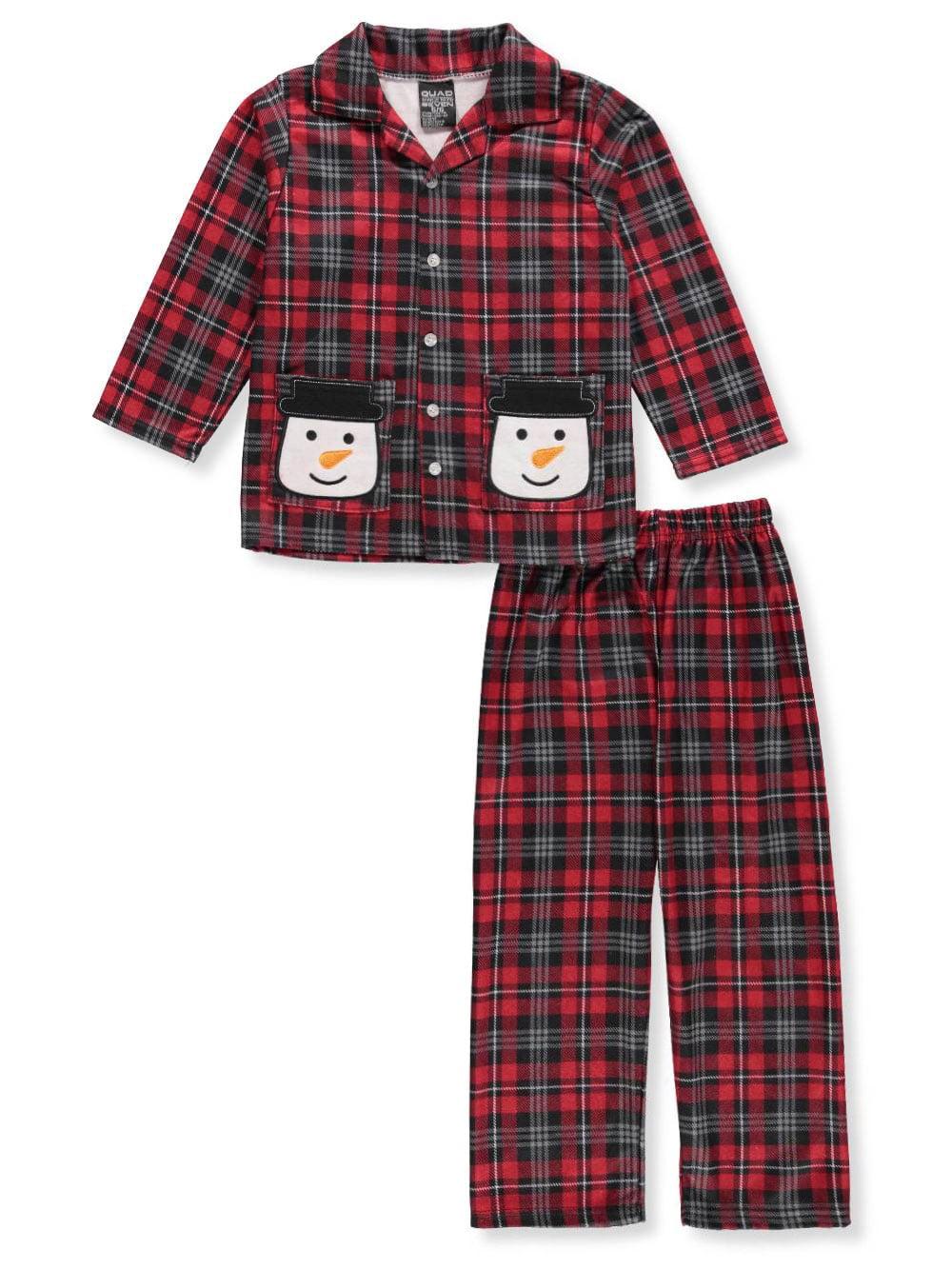 Mon Petit Boys' 2-Piece Pajamas