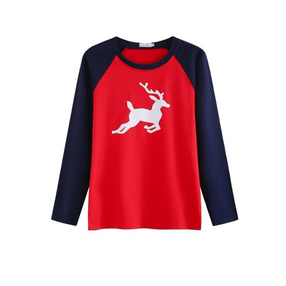 Christmas - Bobora Family Matching Pajamas Set Deer Matching Kids Mom Dad  Sleepwear Nightwear Asian Size - Walmart.com 501213a3e