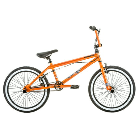 Mongoose Jam Boys' BMX Bike, 20