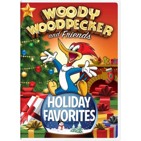 Woody Woodpecker And Friends Holiday Favorites (Full Frame)
