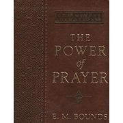 Power of Prayer Lux-Leather