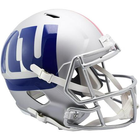 Riddell New York Giants AMP Alternate Revolution Speed Replica Football Helmet Giants Replica Helmet