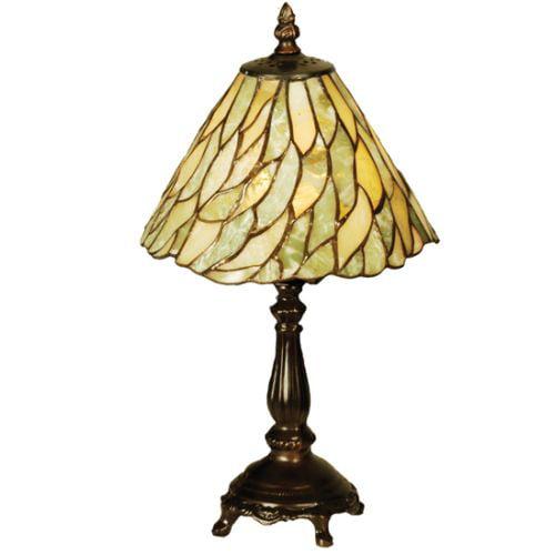 Meyda Tiffany 103041 Tiffany Single Light Table Lamp by Meyda Tiffany