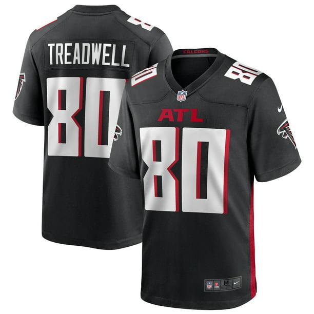 Laquon Treadwell Atlanta Falcons Nike Game Player Jersey - Black
