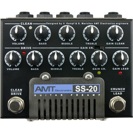AMT Electronics Tube Guitar Series SS-20 Guitar Preamp](amt electronics ss 20 guitar preamp)