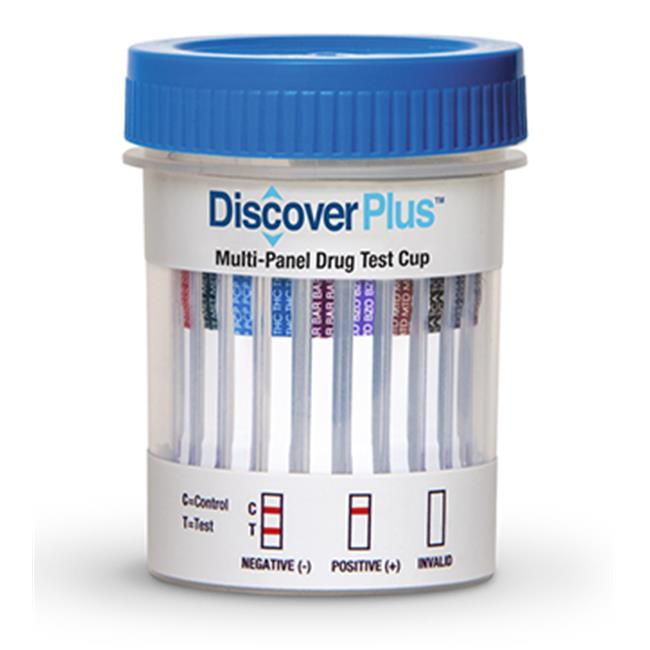 Discover Plus DISP-CUP-9124N Discover Plus 12-Panel Cup, Case of 25