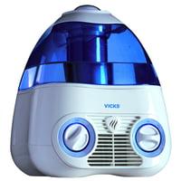 Vicks Starry Night Cool Moisture Humidifier, V3700, Blue