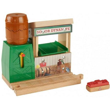 Thomas & Friends Wooden Railway Sodor Dynamite Blast Set