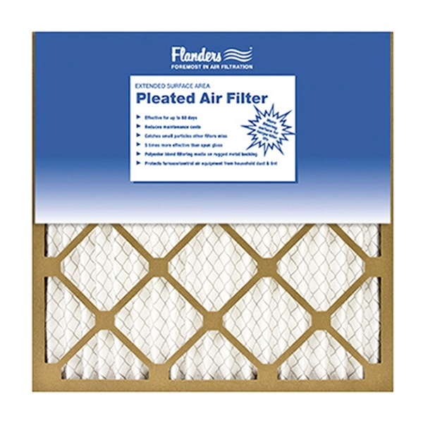 16X24X1Bas Pleat Filter, Pack of 12 by AAF/FLANDERS