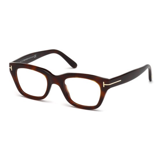 03e77e5066dce Tom Ford TF5178 050 50mm Clear Brown Beige Gradient Square Eyeglasses -  Walmart.com