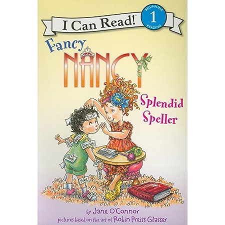 - Fancy Nancy: Splendid Speller