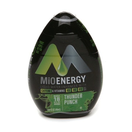 Mio Thunder Punch (Pack of 8)