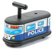 Italtrike La Cosa Police Car Riding Push Toy