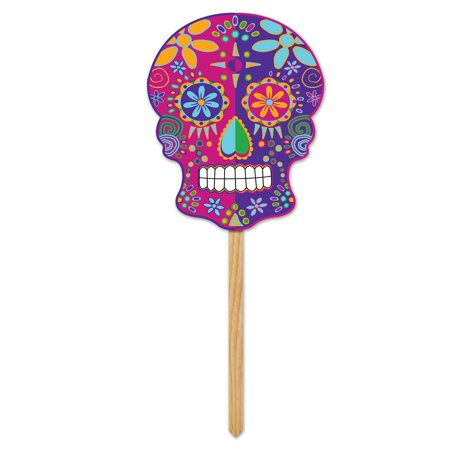 00140 Day of the Dead Yard Sign, 11.5