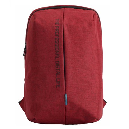 Kingsons Best In Class Pulse Series 15 6 Laptop Backpack Ks3123w   Red