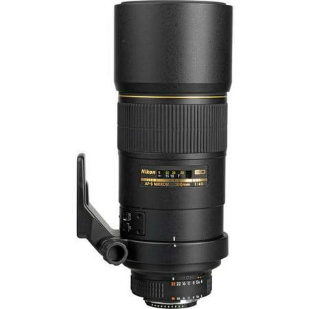 Nikon Nikkor 300mm f/4D ED-IF AF-S Lens (Nikon 1 Nikkor 30 110mm F 3-8 5-6)